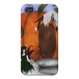Caso de hadas del iPhone 4 de Halloween iPhone 4/4S Funda