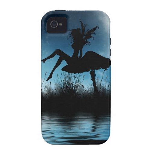 Caso de hadas del iPhone 4 de la fantasía Case-Mate iPhone 4 Funda
