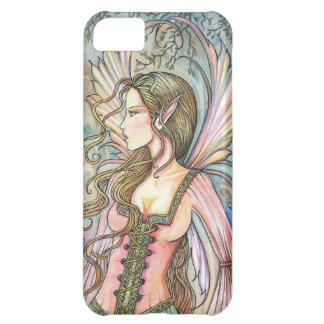 Caso de hadas del iPhone del arte de la fantasía Funda Para iPhone 5C