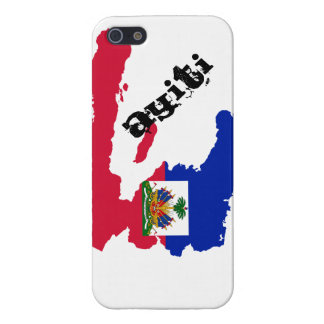 Caso de Haití Ipnone iPhone 5 Carcasas