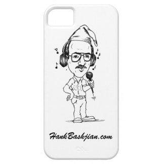 caso de HankBashjian.com IPhone iPhone 5 Funda