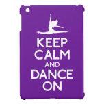 Caso de Ipad de la danza mini iPad Mini Cárcasas