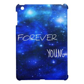 Caso de Ipad de la galaxia para siempre joven del  iPad Mini Protector