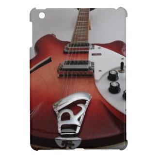 Caso de Ipad de la guitarra mini