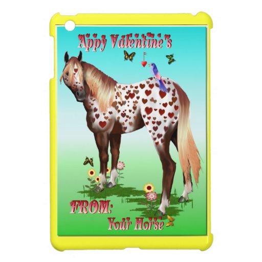 'Caso de Ipad de la tarjeta del día de San Valentí iPad Mini Cárcasa