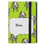 Caso de IPad de la vaca mini iPad Mini Carcasa