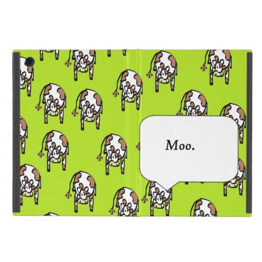 Caso de IPad de la vaca mini iPad Mini Cárcasa