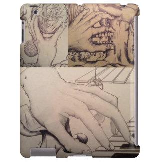 caso de Ipad de la variedad 80s Funda Para iPad