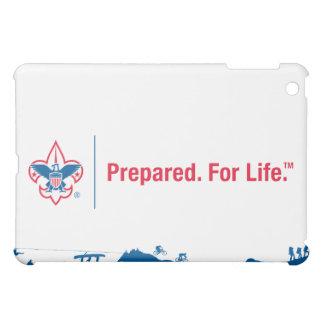 Caso de IPad de la vida de Prepared.For