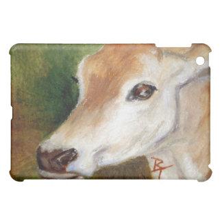 Caso de IPad del acoe de la vaca del jersey