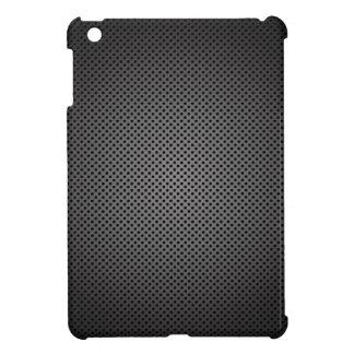 Caso de Ipad del efecto perforado del metal mini iPad Mini Cobertura