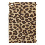Caso de Ipad del estampado leopardo mini iPad Mini Coberturas
