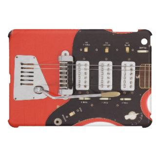 Caso de Ipad del extracto de la guitarra eléctrica
