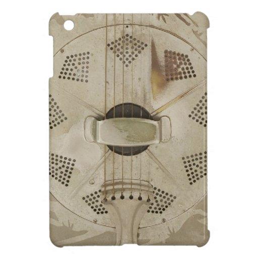 Caso de Ipad del extracto de la guitarra eléctrica iPad Mini Cobertura