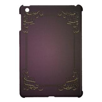 Caso de Ipad del modelo del vintage mini iPad Mini Protectores