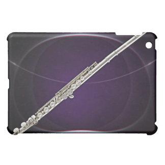 Caso de Ipad del músico de la flauta o del flautis