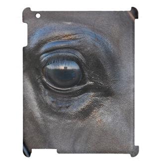 Caso de Ipad del ojo 1 de los caballos
