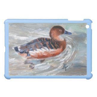 Caso de IPad del pato de la natación