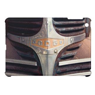 Caso de Ipad del vintage de Dodge del coche oxidad