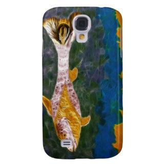 Caso de Iphone 3 3s de los pescados de Sun