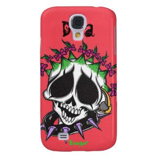 Caso de IPhone 3 - chica del cráneo de la diva