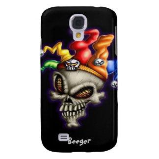 Caso de IPhone 3 - cráneo del bufón de la corte