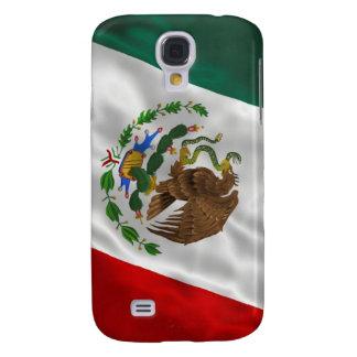 Caso de Iphone 3 de la bandera mexicana