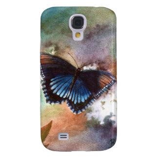 Caso de IPhone 3 de la mariposa de la belleza II