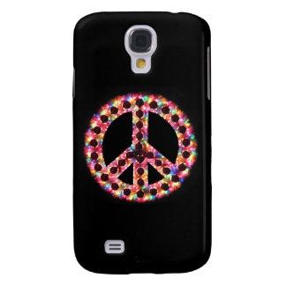 caso de IPhone 3 de la paz 5-Color