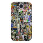 Caso de IPhone 3 de los pegatinas