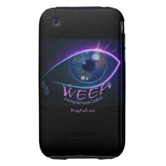 Caso de IPhone 3G/3GS duro - LLORE iPhone 3 Tough Protector