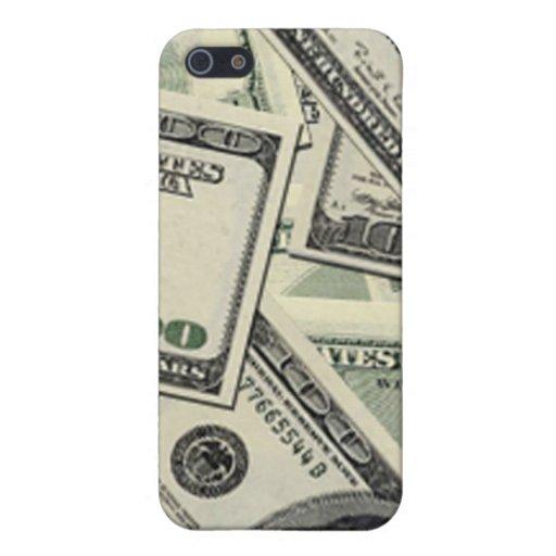 Caso de IPhone 4 - $100 billetes de dólar iPhone 5 Protector