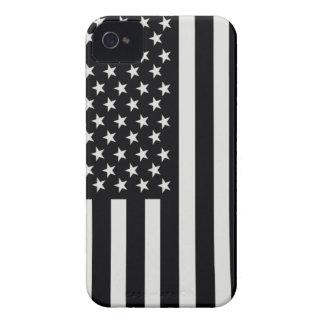 Caso de Iphone 4/4S de la bandera del IR iPhone 4 Carcasas