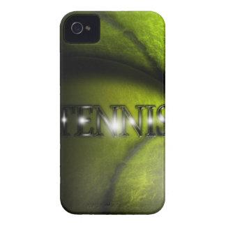 Caso de Iphone 4/4S de la pelota de tenis Case-Mate iPhone 4 Carcasas