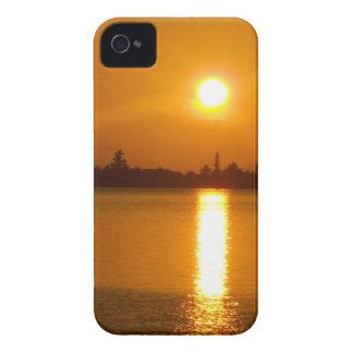 Caso de Iphone 4/4s de la puesta del sol 2 Carcasa Para iPhone 4 De Case-Mate