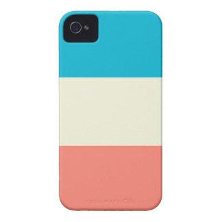 Caso de Iphone 4/4S del bloque del color iPhone 4 Cobertura
