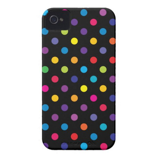 Caso de Iphone 4/4S del lunar del caramelo Carcasa Para iPhone 4