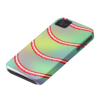 Caso de IPhone 4 4S multicolor con Niza los arcos Case-Mate iPhone 4 Carcasas