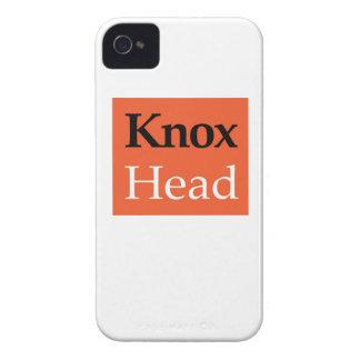 CASO de IPHONE 4/4S - nadada sincronizada - cabeza Case-Mate iPhone 4 Cárcasas