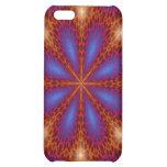 Caso de IPhone 4 con diseño abstracto brillante