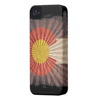 Caso de Iphone 4 con la bandera del estado de iPhone 4 Cárcasa