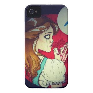 Caso de IPhone 4 de la belleza iPhone 4 Fundas