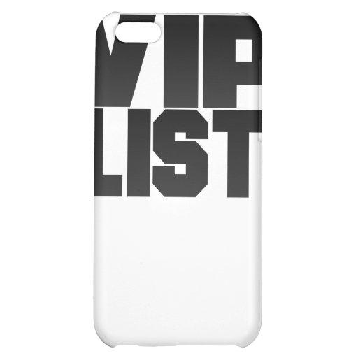 Caso de Iphone 4 de la lista del Vip