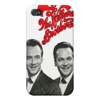 Caso de Iphone 4 de los hermanos de Wilburn iPhone 4/4S Funda