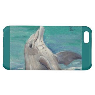 Caso de IPhone 4 del aceo del delfín