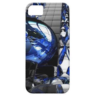 Caso de Iphone 4 del arte abstracto (asamblea del iPhone 5 Fundas