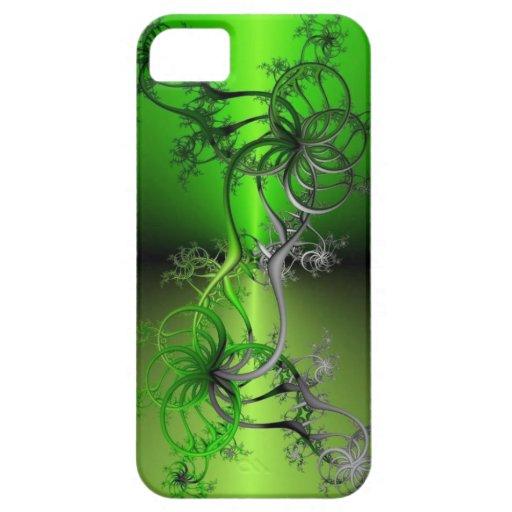 Caso de Iphone 4 del arte abstracto (reproducción Funda Para iPhone SE/5/5s