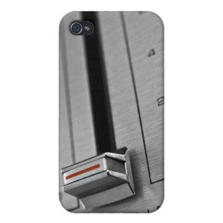 Caso de Iphone 4 del control de volumen iPhone 4/4S Funda
