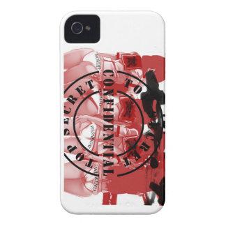 Caso de Iphone 4 del diseño del círculo íntimo iPhone 4 Protector