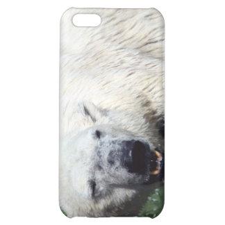 Caso de IPhone 4 del oso polar
